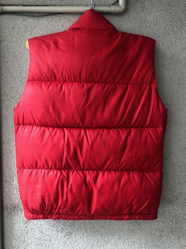 THE NORTH FACE DOWN VEST_c0146178_13273530.jpg