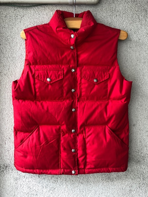 THE NORTH FACE DOWN VEST_c0146178_13294489.jpg