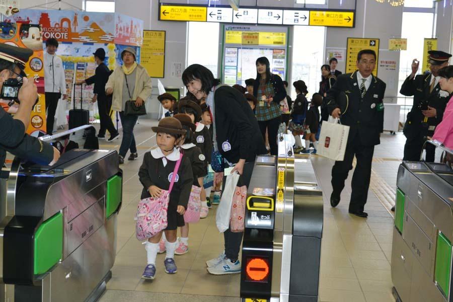 SL試乗会に行ってきました。横手駅→湯沢駅_d0353789_15170643.jpg