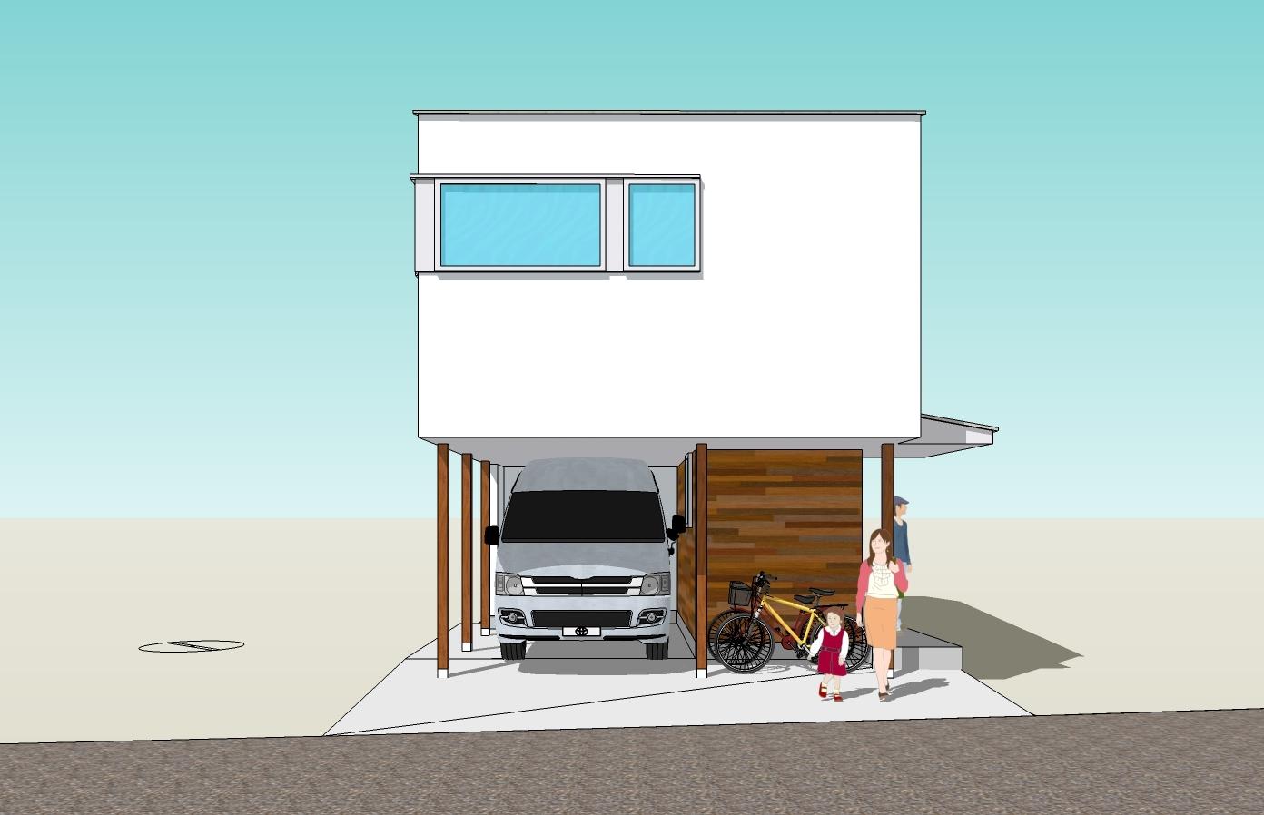 オープンハウス開催‼ 22坪の狭小地に建つ子育て世帯の住まい_b0349892_08213877.jpg