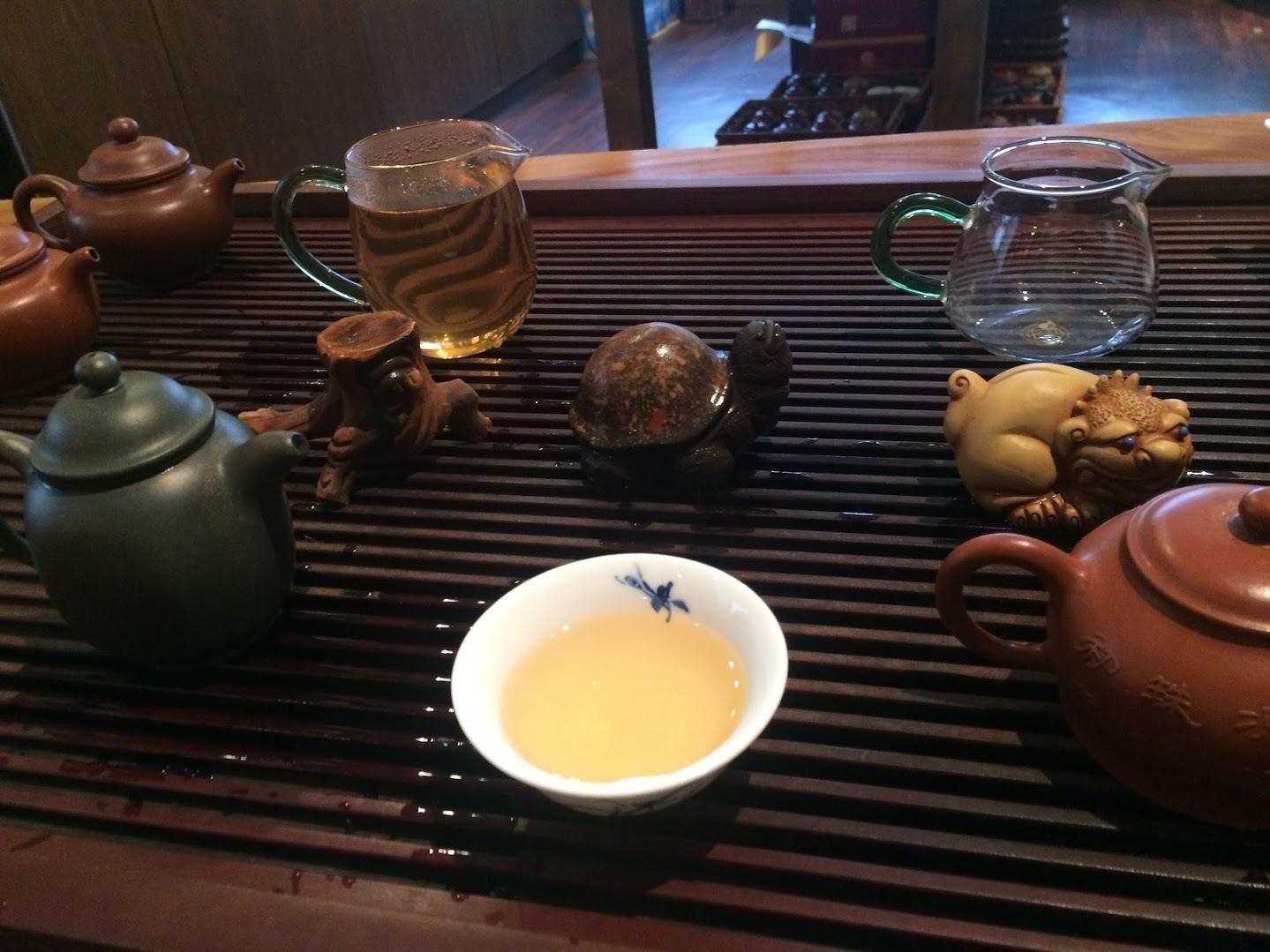 茶譜2018年10月 ー岩茶以外_b0151300_07390841.jpg