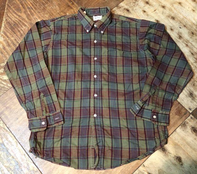 10/13(土)入荷!60s all cotton ALLEN\'S B.D IVY shirts!_c0144020_14104694.jpg