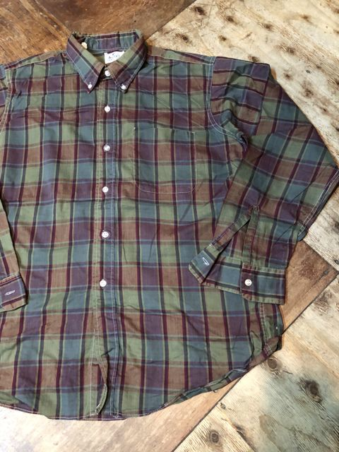 10/13(土)入荷!60s all cotton ALLEN\'S B.D IVY shirts!_c0144020_14104875.jpg