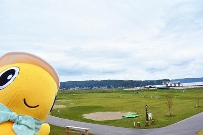 パークゴルフもできる公園なのだ!_c0259934_14412558.jpg