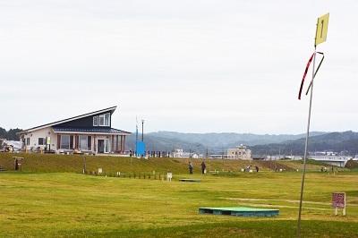 パークゴルフもできる公園なのだ!_c0259934_14412567.jpg