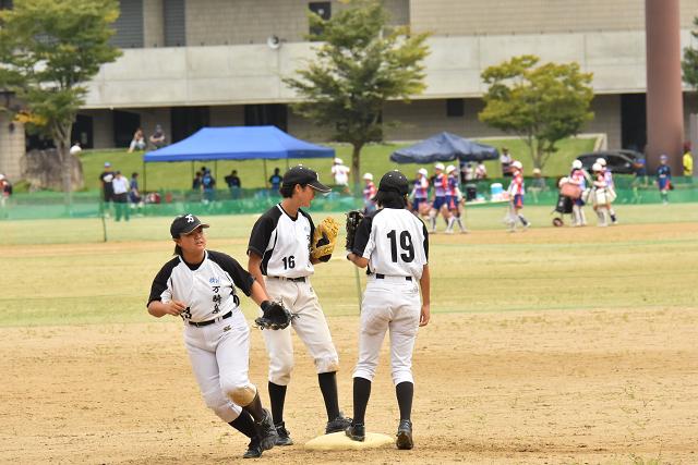 第19回二本松大会 万騎が原VS金田南・三島_b0249247_20104161.jpg