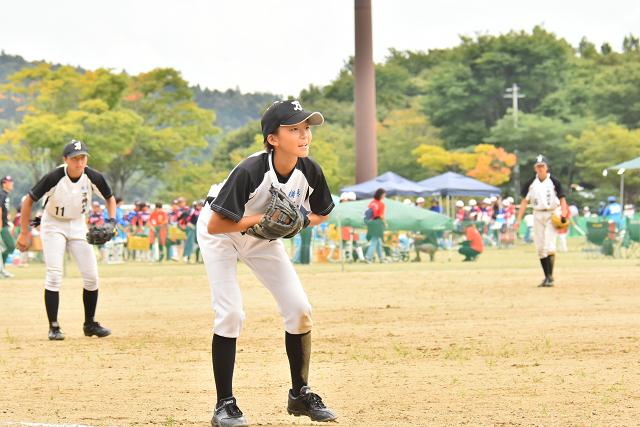 第19回二本松大会 万騎が原VS金田南・三島_b0249247_20104660.jpg