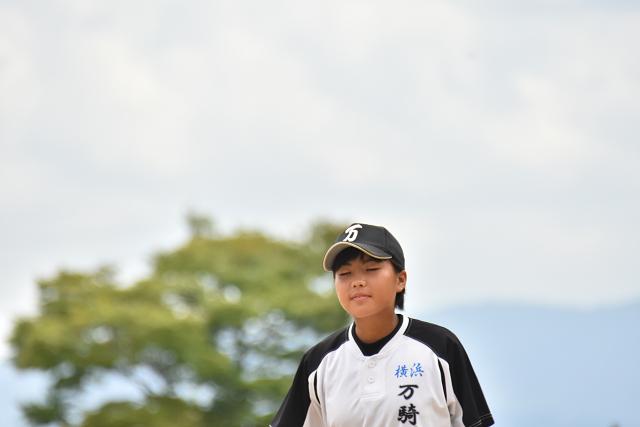 第19回二本松大会 万騎が原VS金田南・三島_b0249247_20110399.jpg