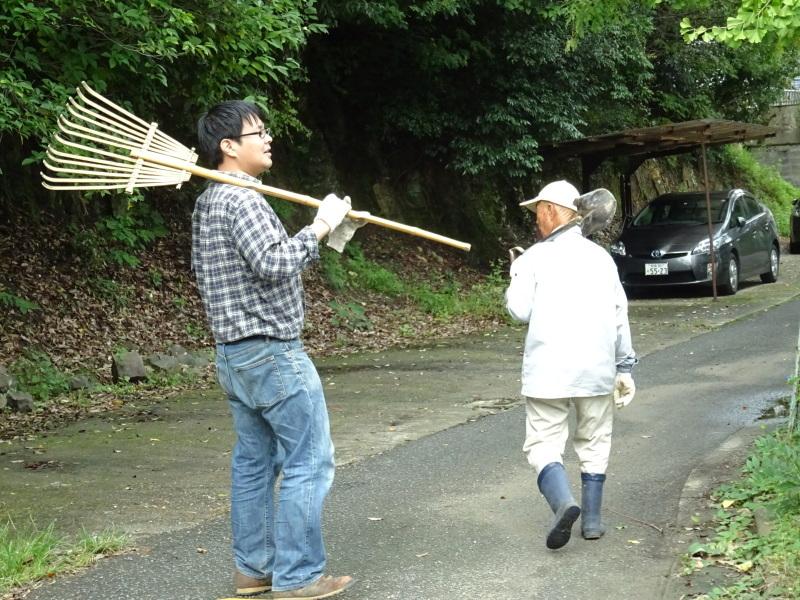 アサギマダラがやってきた・・・孝子の森_c0108460_20492950.jpg