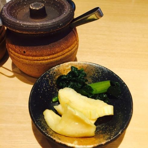 ついに念願のひもかわ(幅広うどん)を食べる!!☆銀座「花山うどん」_f0054260_15425145.jpg