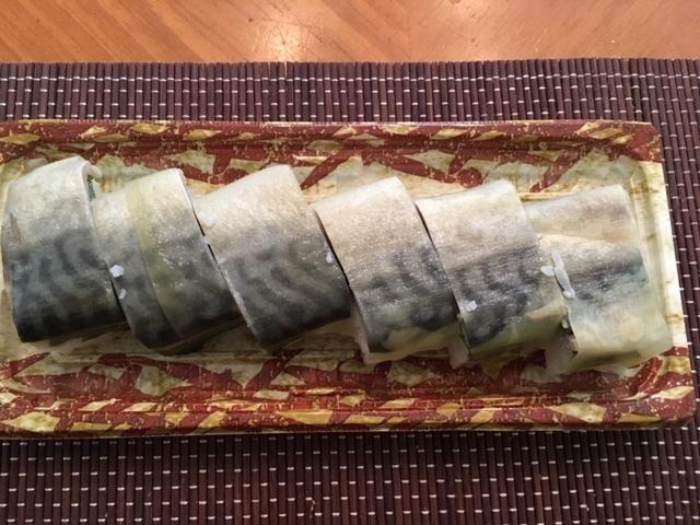 鯖ずし、月山蕎麦 ー 今週の日本食_e0350971_14051730.jpg