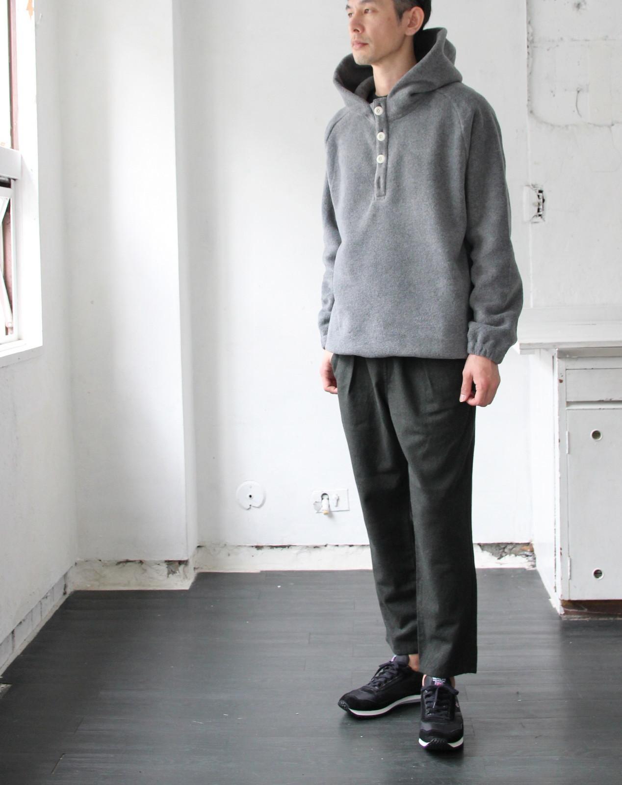 Boa Fleece Hooded Pull Over _c0379477_18313882.jpg