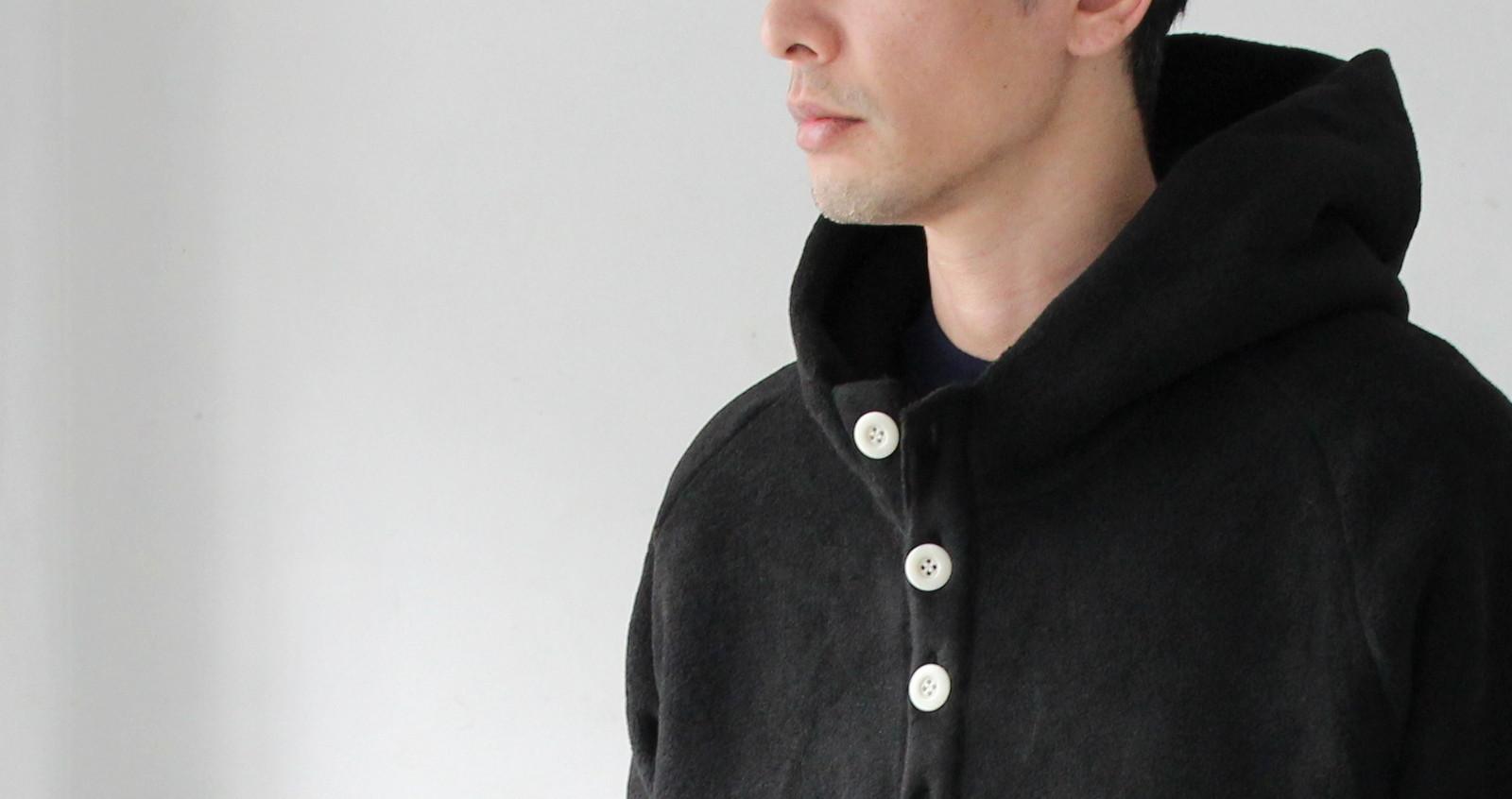 Boa Fleece Hooded Pull Over _c0379477_18325381.jpg