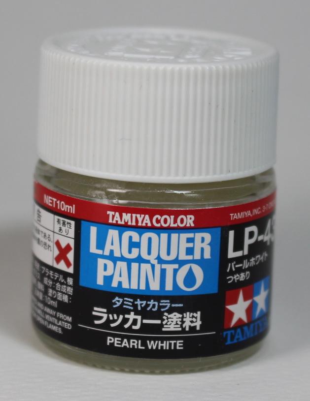 パールホワイト ラッカー塗料_c0313286_20544777.jpg