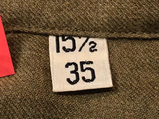 10月13日(土)大阪店ラボラトリー入荷!#7 U.S.Military編 Part1 Army,Navy,MC! NOS M-1943 Special!!(大阪アメ村店)_c0078587_14523686.jpg