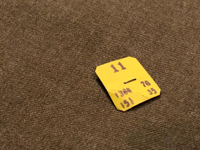 10月13日(土)大阪店ラボラトリー入荷!#7 U.S.Military編 Part1 Army,Navy,MC! NOS M-1943 Special!!(大阪アメ村店)_c0078587_14535528.jpg