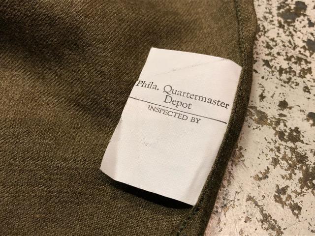 10月13日(土)大阪店ラボラトリー入荷!#7 U.S.Military編 Part1 Army,Navy,MC! NOS M-1943 Special!!(大阪アメ村店)_c0078587_1456199.jpg