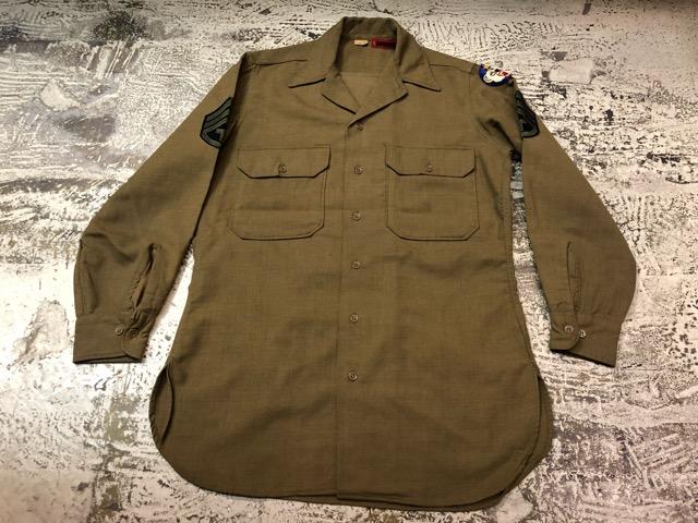 10月13日(土)大阪店ラボラトリー入荷!#7 U.S.Military編 Part1 Army,Navy,MC! NOS M-1943 Special!!(大阪アメ村店)_c0078587_14574198.jpg
