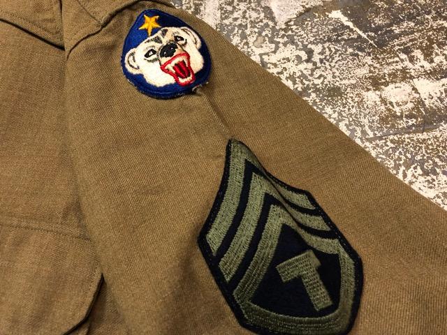 10月13日(土)大阪店ラボラトリー入荷!#7 U.S.Military編 Part1 Army,Navy,MC! NOS M-1943 Special!!(大阪アメ村店)_c0078587_1458487.jpg