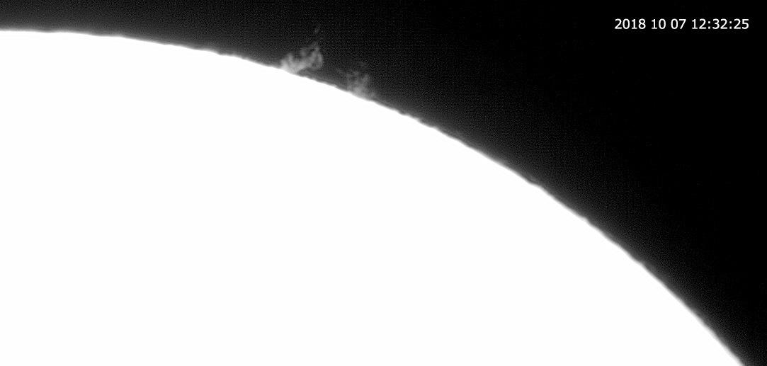 10月7日の太陽_e0174091_18383698.jpg