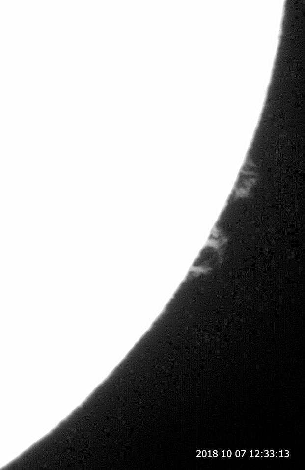 10月7日の太陽_e0174091_18385267.jpg