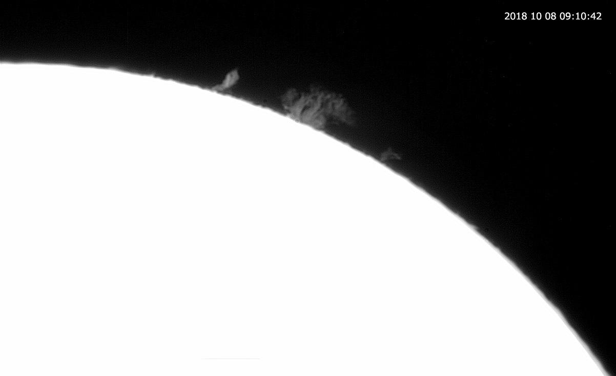 10月8日の太陽_e0174091_18400014.jpg