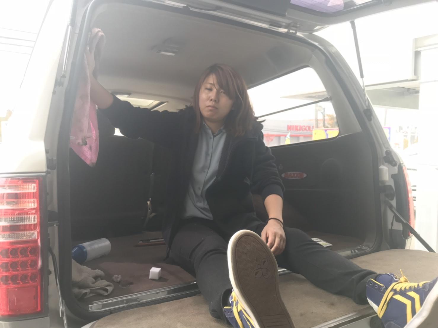 10月13日(土)✿ランクル80F様&ベンツSL350A社様納車(゜゜)♡タントK様ご成約(^^)/_b0127002_18232471.jpg