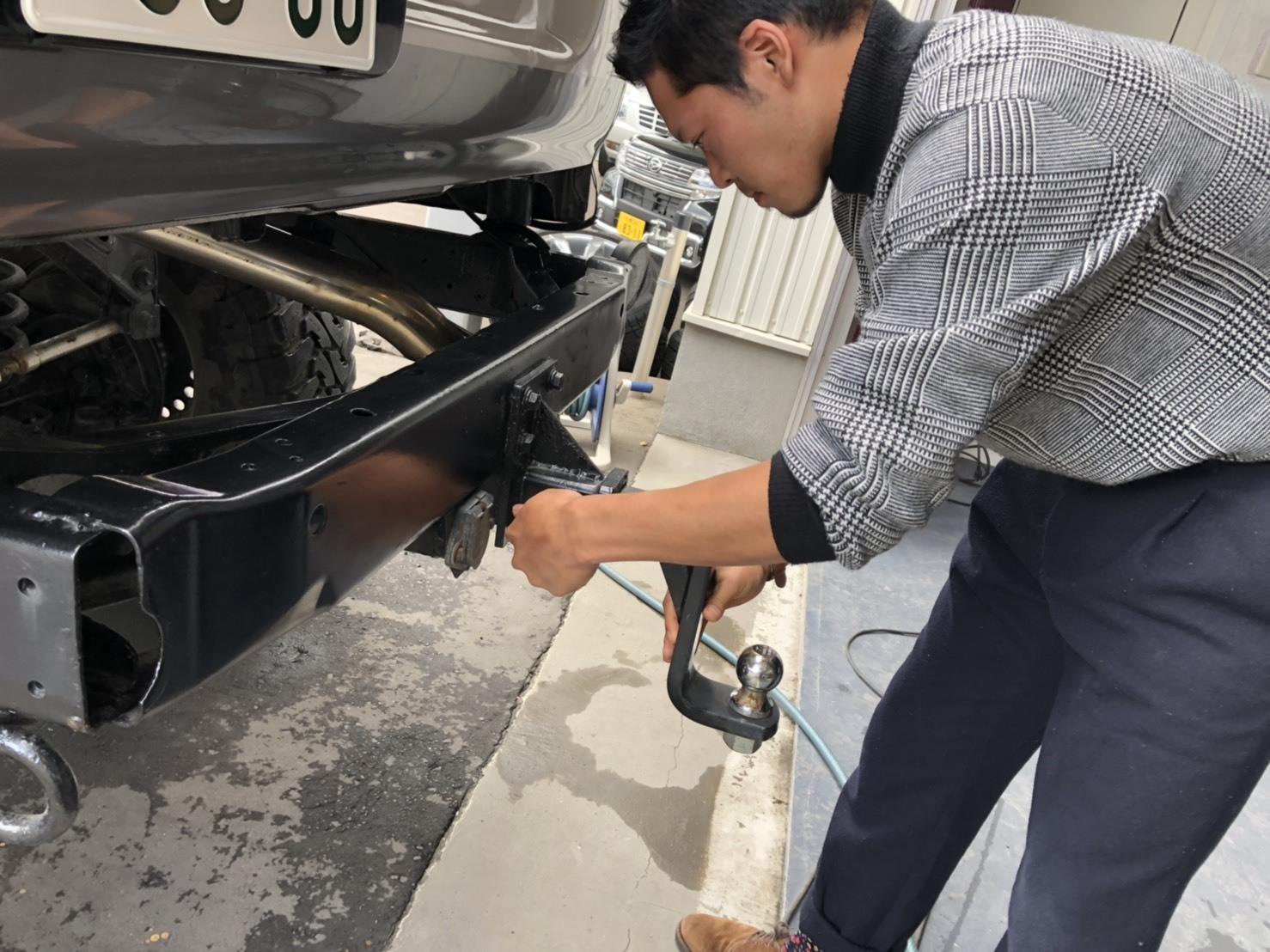 10月13日(土)✿ランクル80F様&ベンツSL350A社様納車(゜゜)♡タントK様ご成約(^^)/_b0127002_18302646.jpg