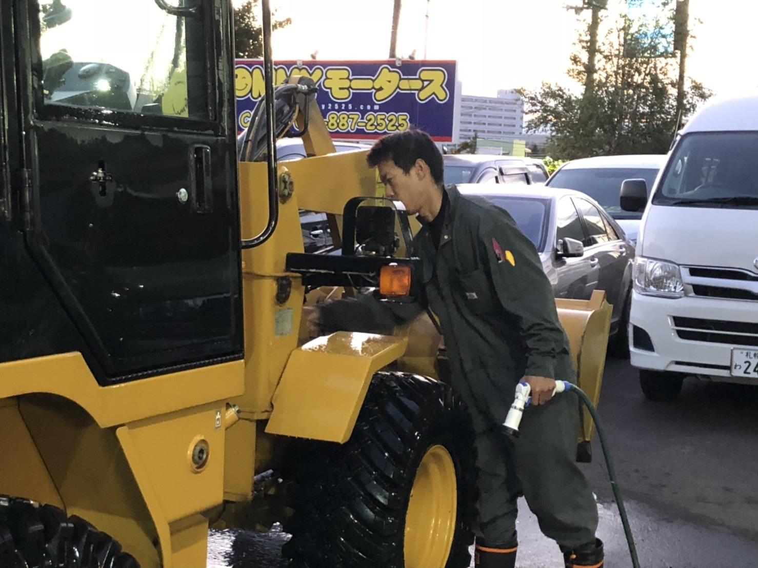 10月13日(土)✿ランクル80F様&ベンツSL350A社様納車(゜゜)♡タントK様ご成約(^^)/_b0127002_18543585.jpg