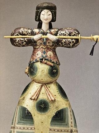 鹿児島寿蔵の人形と短歌 大西晶子_f0371014_17412098.jpg