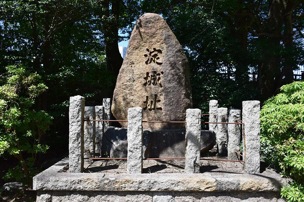 幕末京都逍遥 その162 「淀城跡」_e0158128_19120946.jpg