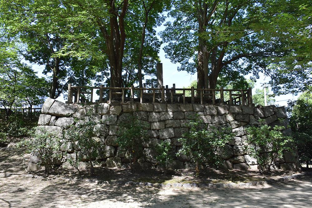 幕末京都逍遥 その162 「淀城跡」_e0158128_19352809.jpg