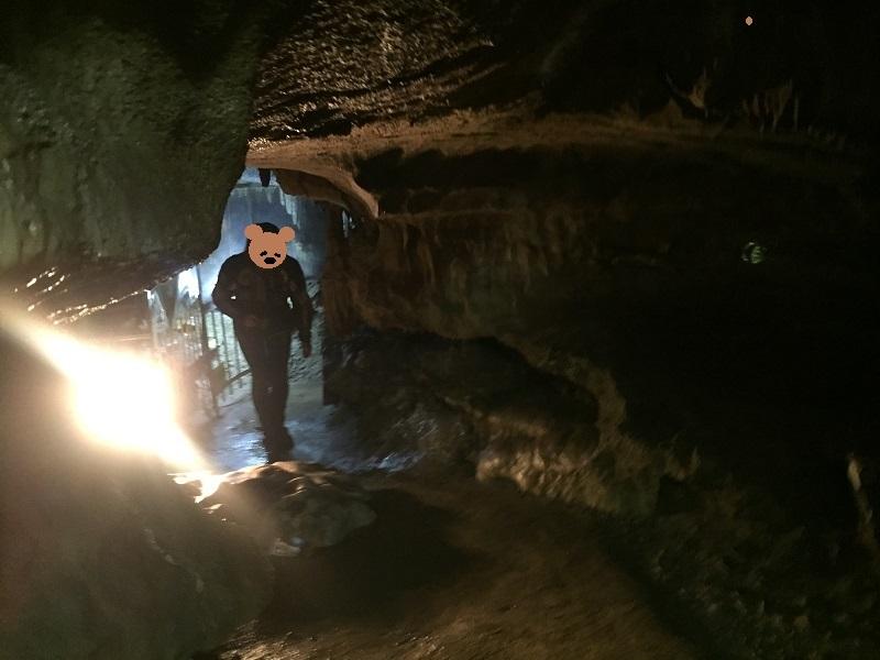 洞窟探検 Bikeで行ってきま~す!ε=ε=ε=(o゚ー゚)oブーン_c0261447_21073122.jpg