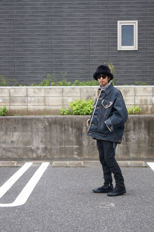 kolor / BEACON & nonnative - Street Look._c0079892_19143186.jpg