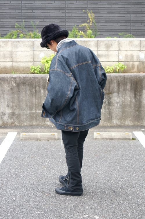 kolor / BEACON & nonnative - Street Look._c0079892_19143991.jpg