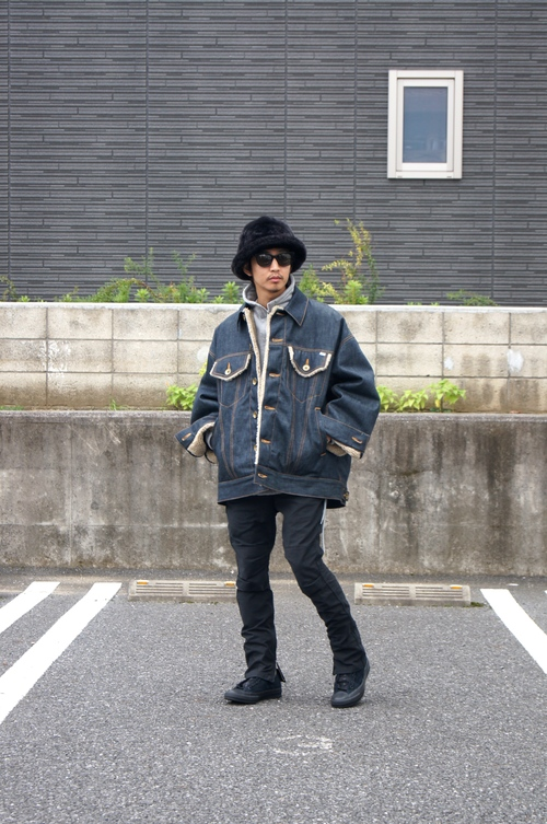 kolor / BEACON & nonnative - Street Look._c0079892_19151299.jpg