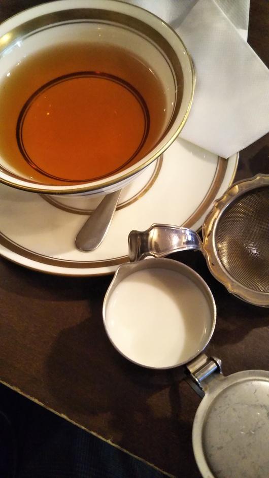 TEA SALON Gclef 吉祥寺店 実りの秋のアフタヌーンティ 120分飲み放題+追加デザート食べ放題_f0076001_233329.jpg