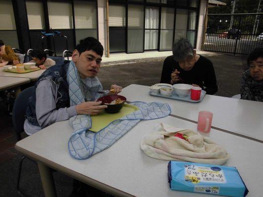 10/11 さんま焼き行事_a0154110_09281985.jpg
