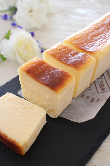 いつかのチーズケーキ - おうちカフェ*hoppe