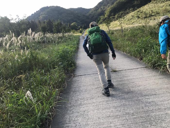 荒島岳登山_e0233674_23002789.jpg