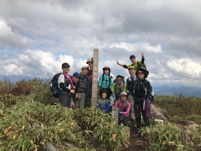 荒島岳登山_e0233674_23011178.jpg