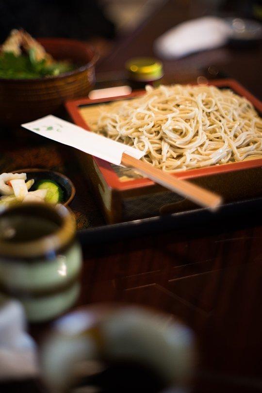"""Nostalgic Light In Rustic Japanese \""""SOBA\"""" Restaurant_d0353489_14074159.jpg"""