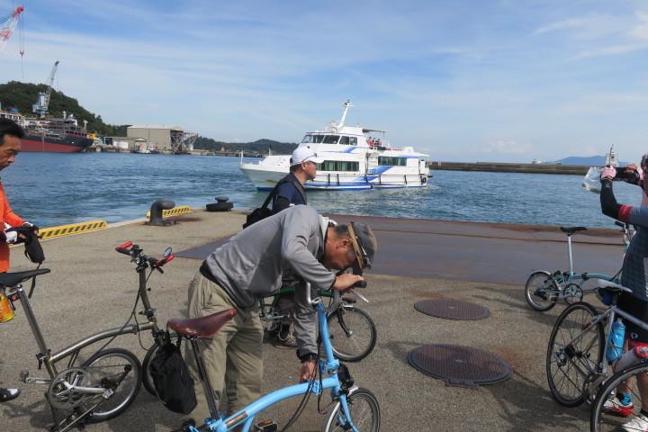 しまなみ海道 伯方島、大島、今治サイクリング_c0132901_21584336.jpg