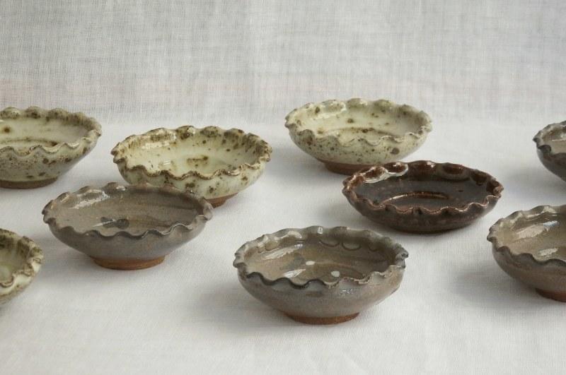 塩鶴るりこさんの陶展 - 食の記憶 -_f0351305_17504317.jpg