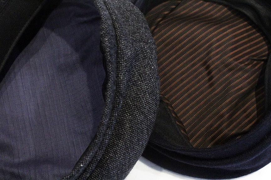 "HEALTH (ヘルス) \"" Bellet cap \"" Wool_b0122806_12520260.jpg"