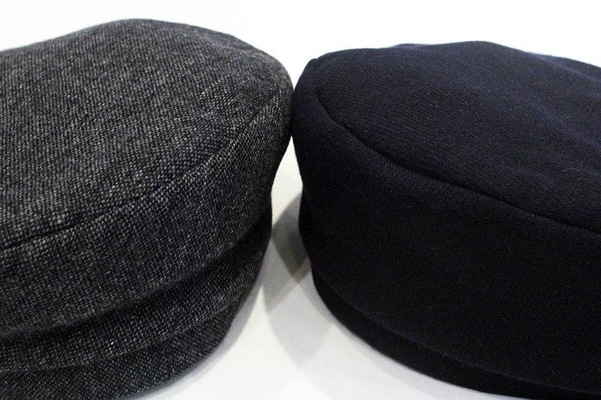 "HEALTH (ヘルス) \"" Bellet cap \"" Wool_b0122806_12522225.jpg"