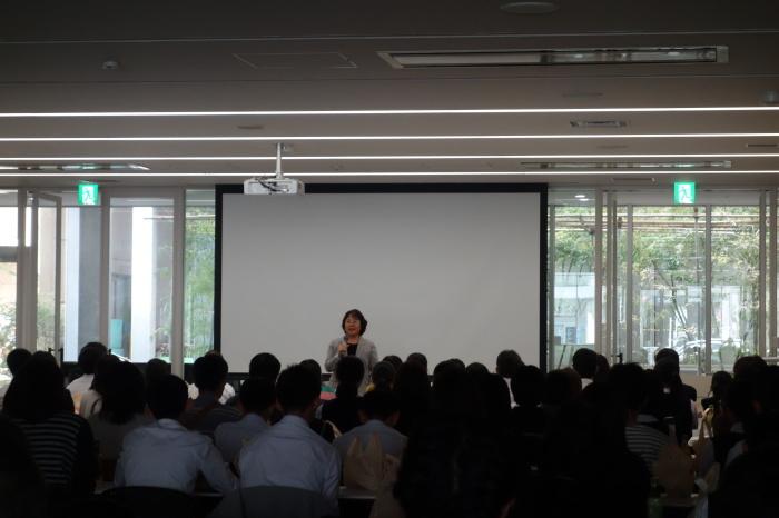 2,019年度高校進学説明会が行われました。_d0116009_14390821.jpg