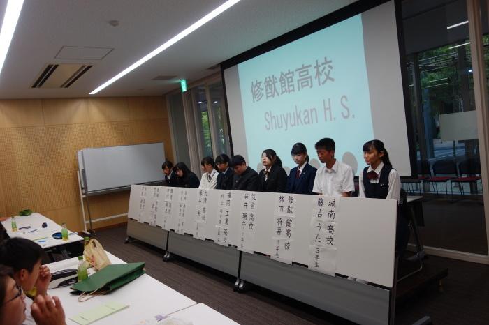 2,019年度高校進学説明会が行われました。_d0116009_14424237.jpg