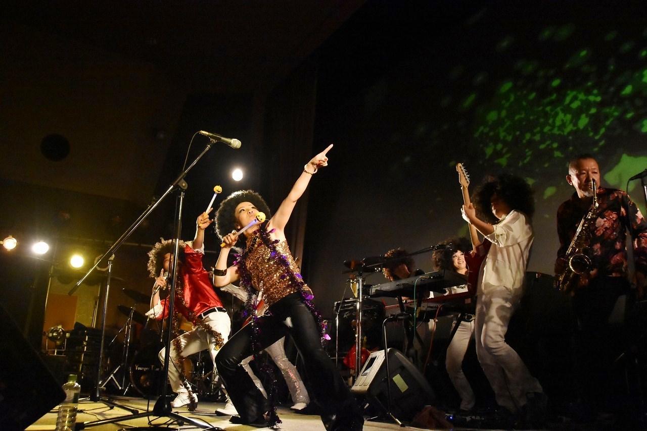 アフロ舞踏会 Vo.15 1st stage_d0065116_21391201.jpg