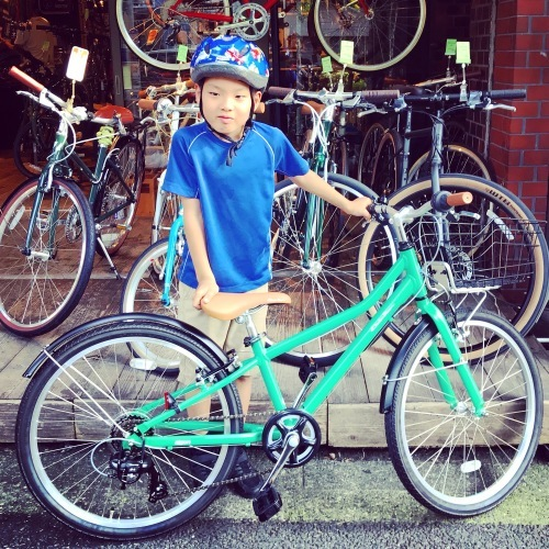 『LIPIT KIDS』KIDS キッズバイク おしゃれ子供車 おしゃれ自転車 オシャレ子供車 子供車 fuji フジ ACE16 トーキョーバイク マリン ドンキーjr コーダブルーム_b0212032_18483903.jpeg